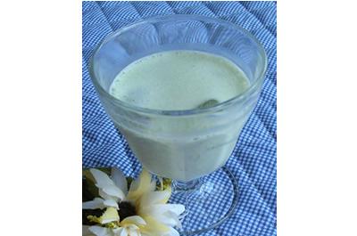 モロヘイヤの栄養ジュース